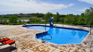 Pool service and installation