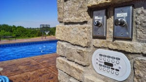Location Of Pool Controls Pentair Products
