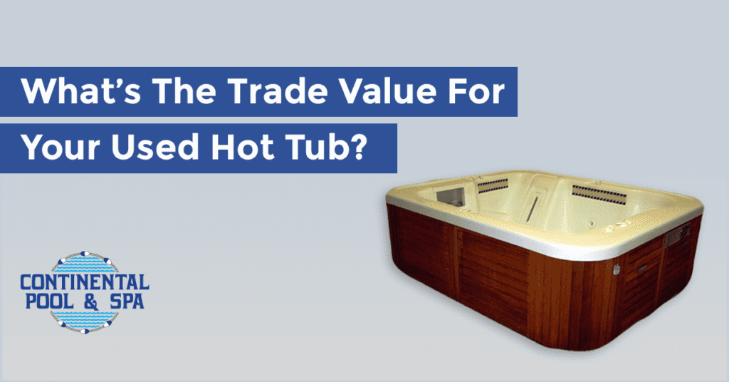 trade in used hot tub omaha