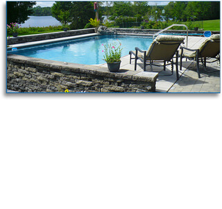 Grecian series pools continental pool spa for Grecian pool dimensions