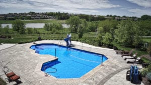 Pool builders in Omaha Nebraska