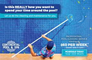 Pool Cleaning Service Omaha Nebraska