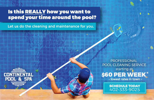 Pool Cleaner Service Omaha Nebraska
