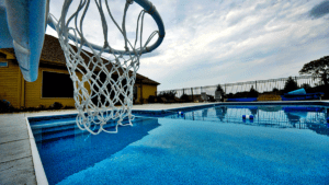 Pool Basketball Hoop Omaha
