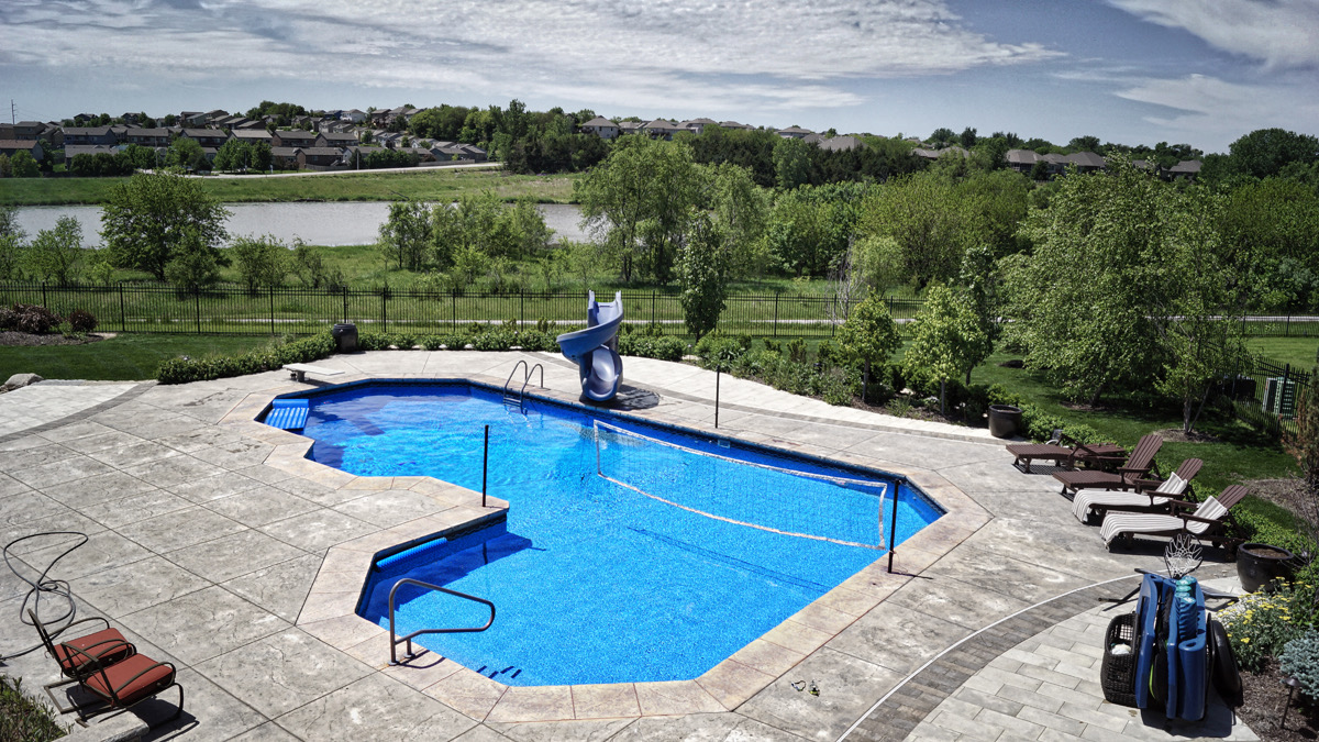 Swimming Pool builders omaha