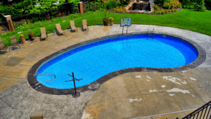 Omaha Nebraska Backyard Swimming Pools