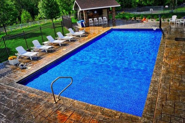 Omaha Nebraska Pool Builder