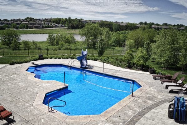 Swimming Pool builders omaha